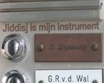 Jiddisj is mijn instrument